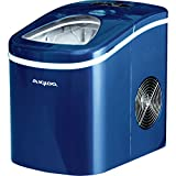 Igloo ICE102 ICE108-Blue Ice Maker, 26LBs Per Day, Blue