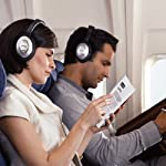 Bose QuietComfort 15 Acoustic Noise Cancelling Headphones (Discontinued by Manufacturer) 15 The best around-ear Bose headphones reduce noise across a wide range of frequencies. Connectivity Technology: Wired/Wireless Enjoy music and movies with clear and lifelike sound Comfortable, around-the-ear fit; ideal for frequent flyers