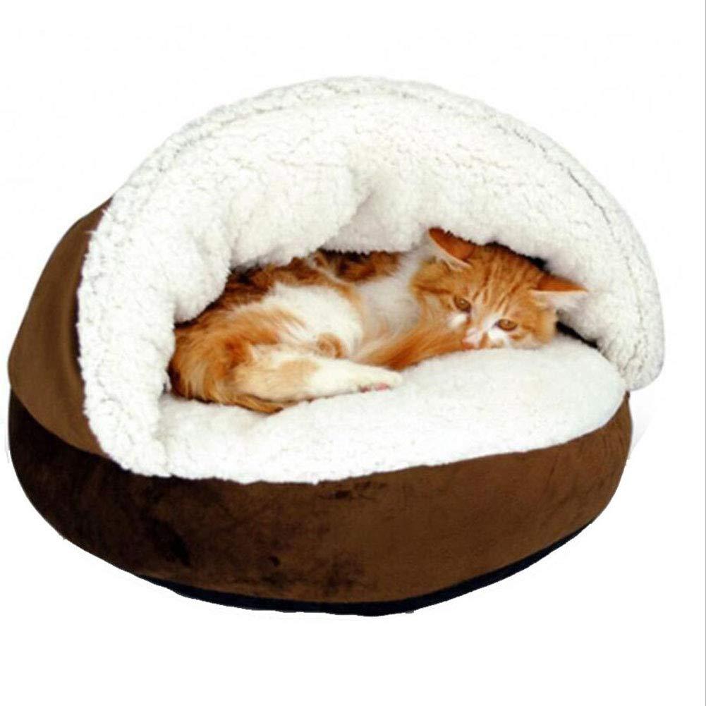 acquista online oggi TD Pet Nest Nest Nest Semi-Closed Cat House Four Seasons Disponibile Cat Nest Cat Supplies  autentico