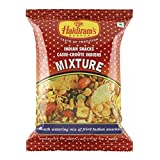 6 X Haldiram's Mixture Mouth Watering Mix of Fried Indian Snacks 150g X 6 Packs