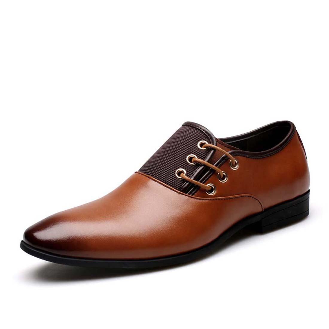 WENJHEN Mens Business Casual Dress Formal Shoes Ningbo Hengwenzheng E-Commerce Co. Ltd