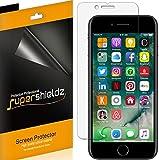 [6-Pack] Supershieldz for Apple iPhone 8 Plus / iPhone 7 Plus Screen Protector, Anti-Glare & Anti-Fingerprint (Matte) Shield + Lifetime Replacements Warranty- Retail Packaging