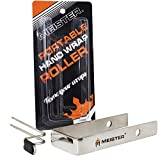 Meister MMA Portable Hand Wrap Roller - Stainless