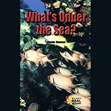 What's Under the Sea Audiobook by Claudia Diamond Narrated by Emilio Delgado