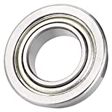 Ball Bearing, Akozon High Speed Ball Bearing Great Performance MR148ZZ Ball Bearing Used in The Light Industry