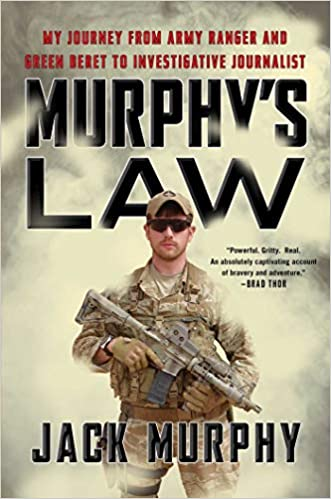 Amazon com: Murphy's Law: My Journey from Army Ranger and