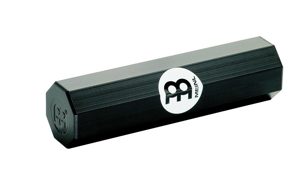 Meinl Percussion SH88BK Aluminum Octagonal Shaker, Medium, Black Meinl USA L.C.