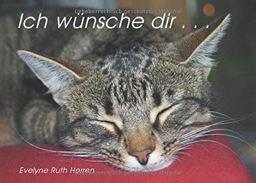Ich wünsche dir ...: Katzen