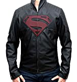 Captain America Jacket Shield - Distressed Infinity War Cosplay Jacket (Captain America Distress Jacket, S)