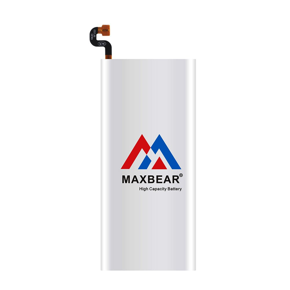 MAXBEAR Galaxy S7 Edge Battery, [3600mAh] Lithium Polymern Internal Battery Replacement for Samsung Galaxy S7 Edge SM-G935 EB-BG935ABE with Free Tool.[12 Month Warranty] by MAXBEAR (Image #2)