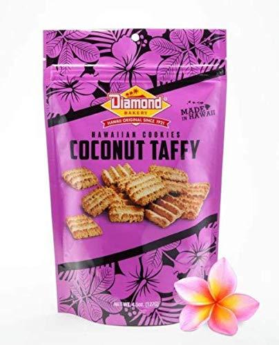 Hawaiian Cookies Coconut Taffy - 4.5 ounce (127g)