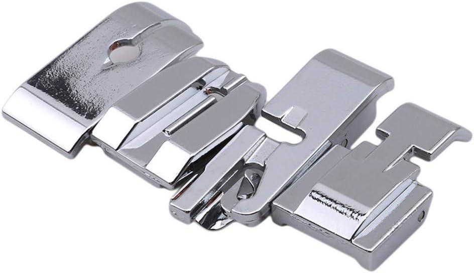 HENGSONG 11Pcs Pieds-de-Biche,Kit de Machine /à Coudre Pieds Presseur de Rechange Pi/èces Accessoires pour Machine /à Coudre Domestique