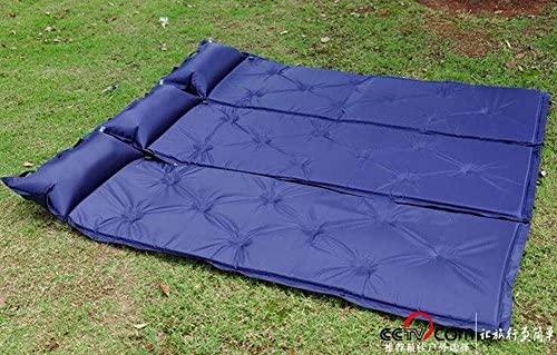 Nlne Colchón hinchable automático para dormir y acampar al ...