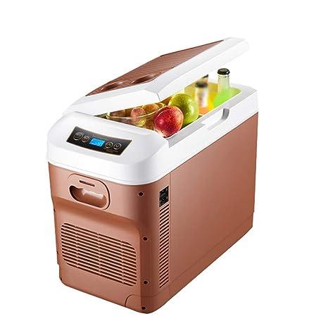 Yuany Refrigerador eléctrico de 28 L -12 / 24v refrigerador ...