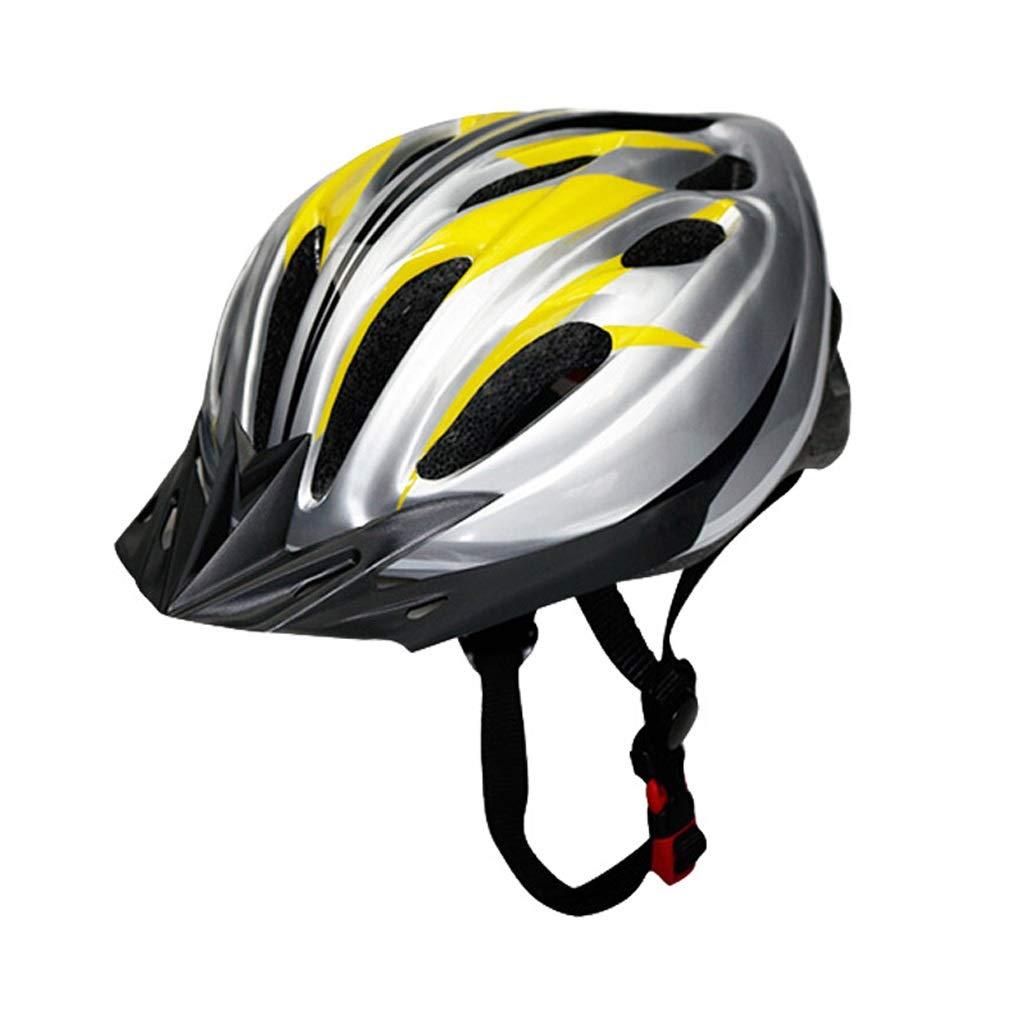 100 %品質保証 サイクリングマウンテンバイク安全ヘルメット大人自転車ヘルメット男性と女性非統合ヘルメットキャップ大人乗馬ギアL 57-62 57-62 cm B07PLK8SJM イエロー いえろ゜ B07PLK8SJM いえろ゜, かんてい局錦三丁目栄新栄店:6d1ab802 --- a0267596.xsph.ru