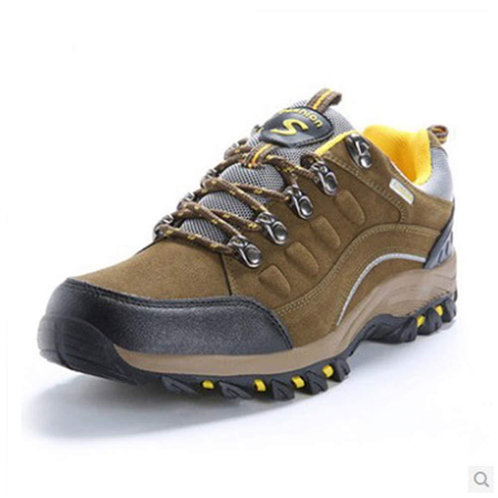 UCNHD Wanderhalbschuhe Wandern Klettern Schuhe Schnürstiefel Für Männer Stiefel Damen Outdoor Sports Trekking Schuhe