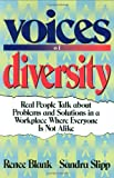 Voices of Diversity, Renee Blank and Sandra Slipp, 0814402178