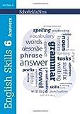 English Skills 6 Answers: KS2/KS3 English, Years 6-7