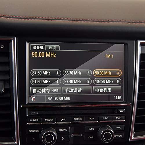 XHULIWQ GPSナビゲーションスクリーンフィルムダッシュボードディスプレイコントロールフィルム、ポルシェパナメーラ970 G1 971 G2 2010用