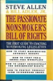 The Passionate Nonsmoker's Bill of Rights, Steve Allen and Bill Adlerny, 0688062954