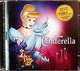 Disneys Cinderella Soundtrack w/bonus Tangled Ever After DVD