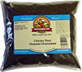Chicory Root Roasted Granulated, Bulk, 16 oz