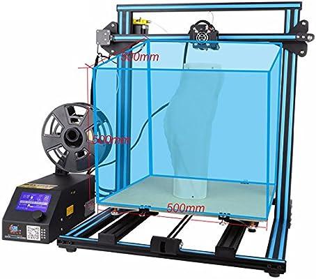 Creality CR-10 Desktop 3D Kit de bricolaje de la impresora ...
