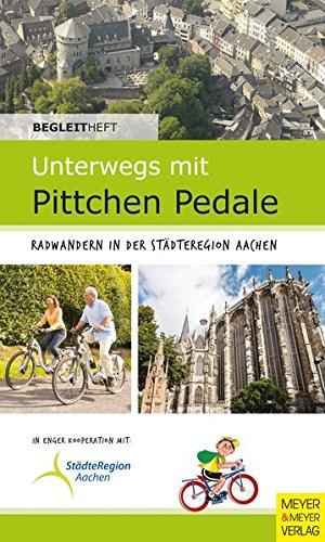 Unterwegs mit Pittchen Pedale: Radwegekarte mit Begleitheft