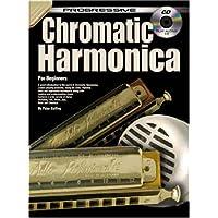 CP69079 - Progressive Chromatic Harmonica: For Beginners (Progressive )