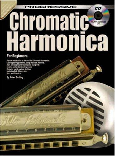 Progressive Harmonica (CP69079 - Progressive Chromatic Harmonica)
