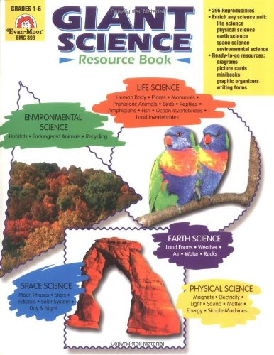Giant Science Resource Book Elementary Physics Kit