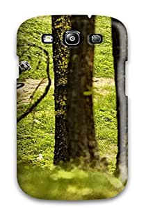New Style 3388084K90486178 Awesome Case Cover/galaxy S3 Defender Case Cover(downhill Turn Style)