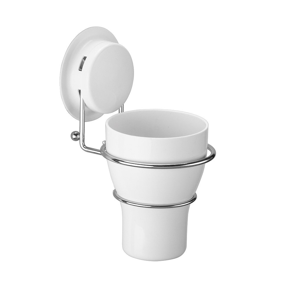 free shipping garbath bathroom toothbrush holder suction cup wall mounted cup included 260025. Black Bedroom Furniture Sets. Home Design Ideas