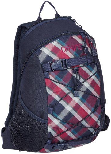 Dakine Girls Wonder Pack, Navy/Vivienne Plaid ()