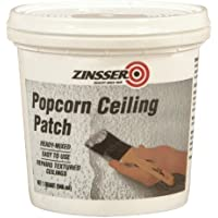Zinsser Ready-Mixed Popcorn Ceiling Patch, 1-Quart by Rust-Oleum