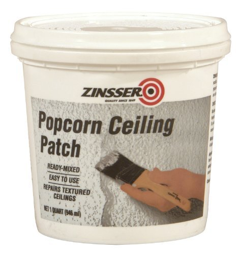 Zinsser Ready-Mixed Popcorn Ceiling Patch, 1-Quart by Rust-Oleum ()
