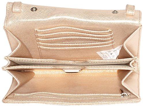 Sansibar SB-1112-MC_COPPER, Bandolera Mujer, 5x14x18 cm (B x H x T) Dorado (Rot (Copper))