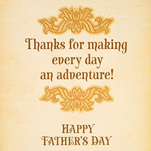 Hallmark Father's Day Greeting Card from Kid Son (Story of Daddy & Son) Photo #3