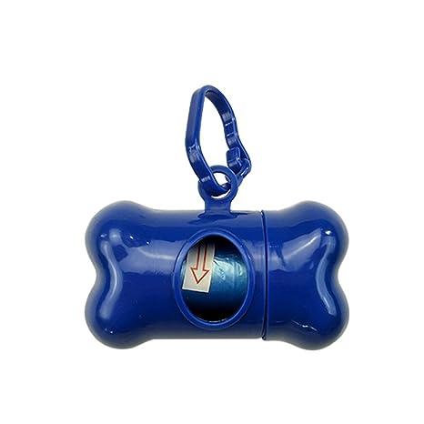 Festnight Cute Pet Dog Poop Holder Bolsas de Basura Bolsas ...