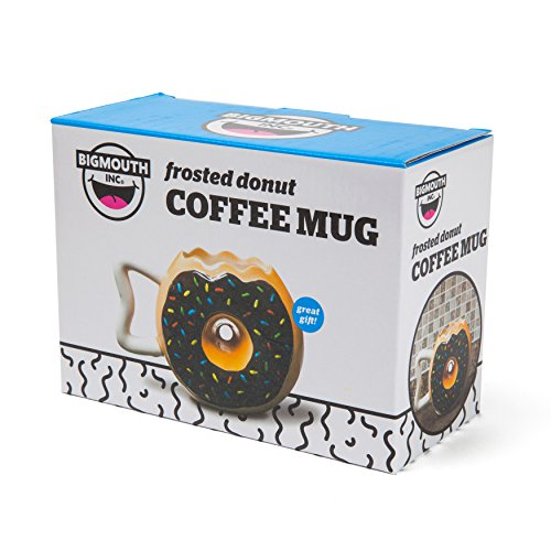 BigMouth Inc The Original Donut Mug