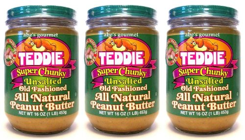 Where to find teddies unsalted peanut butter?
