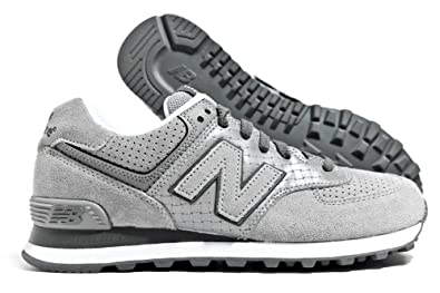 new products d06a8 8f811 New Balance Men s Ml574 Classic Running Shoe,Grey,13 D