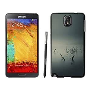 NEW Unique Custom Designed For Case Ipod Touch 4 Cover Phone Case With Ubuntu Gnome Mist Fog Underwater Trees_Black Phone Case