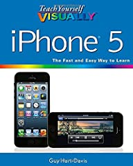 Get the most out of your new iPhone with this easy-to-read visual guide If you want clear, practical, visual instructions on how to use your new iPhone, this is the book for you. With over 500 color illustrations plus easy-to-follow explanati...