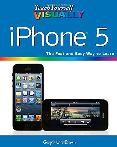 Price comparison product image Teach Yourself VISUALLY iPhone 5