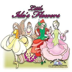 Little Ida's Flowers Audiobook