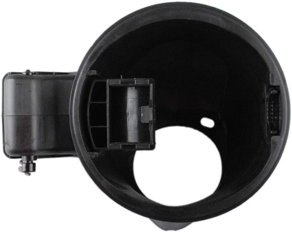 Gekufa 4L3Z-9927936-BA Fuel Filler Door Housing Pocket Compatible with 2004-2008 Ford F150 2006-2008 Lincoln Mark LT 4L3Z9927936BA 924801 Gas Tank Cap Door Hinge Replaces 924-801