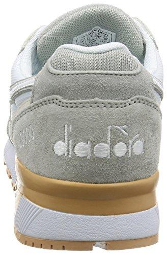 Blue WHITE Sneaker Low Unisex N9000 III SKYSCRAPER Diadora C4157 GRAY Adults' Neck IFq0zwHw
