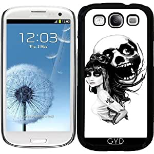 Funda para Samsung Galaxy S3 (GT-I9300) - Almas Gemelas by Rouble Rust
