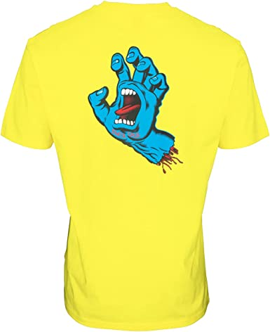 Santa Cruz Screaming - Camiseta de manga corta, color ...